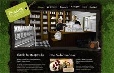 Organic Super Market