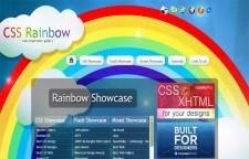 CSS Rainbow