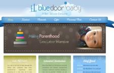 Blue Door Baby