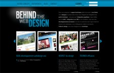 Behind The Web Design