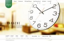 Opal Clocks