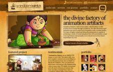 Animation Saints