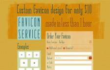 Favicon Service