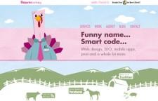 Pink Turkey