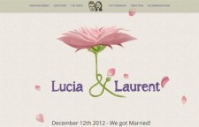 Lucia and Laurent